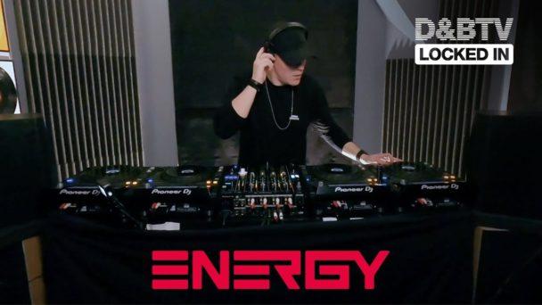 A.M.C Presents ENERGY – D&BTV: Locked In (DJ Set)