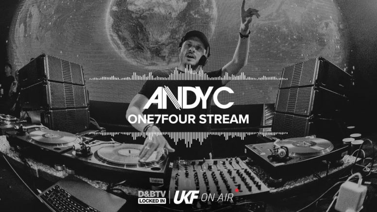 Andy C – One7Four Stream (DJ Set) – D&BTV: Locked In x UKF On Air