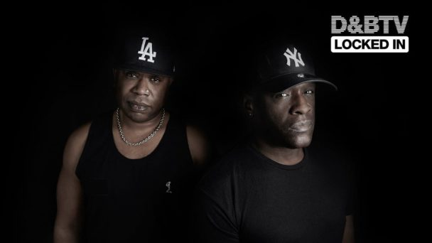 Fabio & Grooverider – Junglist Movement x D&BTV: Locked In (DJ Set)