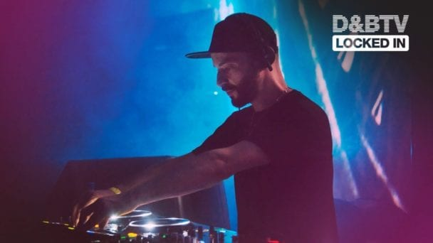 Jack Beats – Vinyl D&B Mix – D&BTV: Locked In